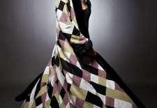 Harlequin Coat