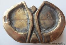 treasured things: belt buckle